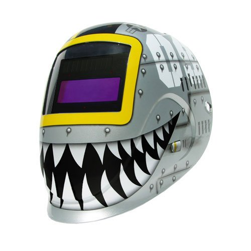 ArcOne 4000V-1171 Shade Master Fighting Tiger Welding Helmet Review