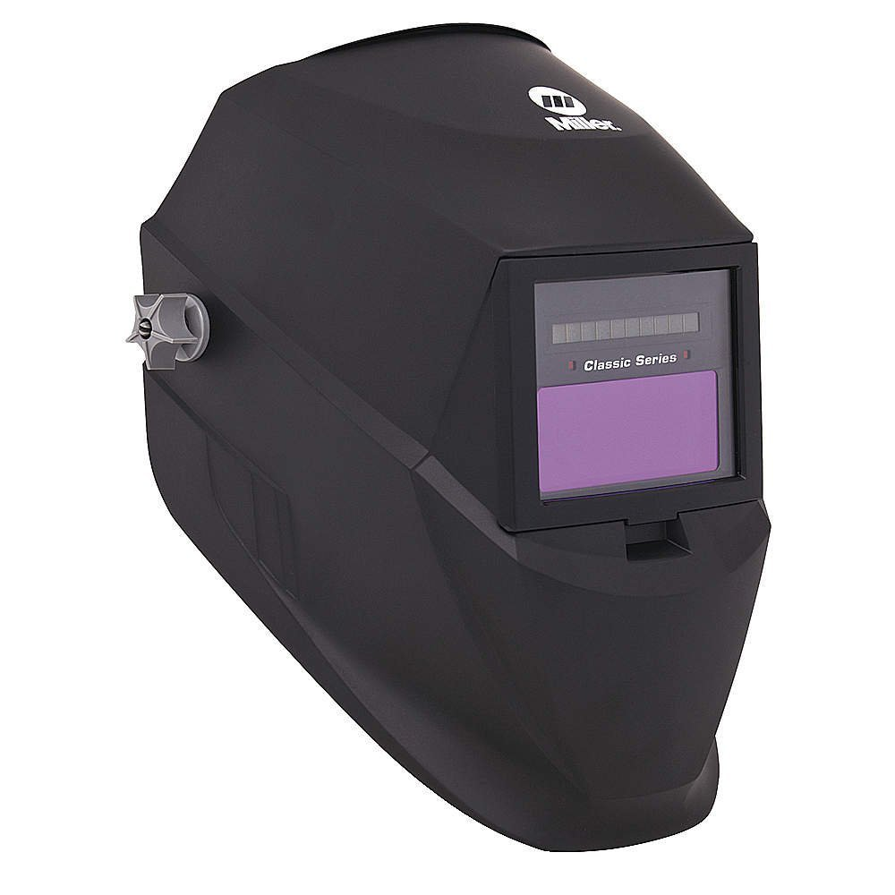Miller 251292 classic series 8-12 variable shade auto darkening Welding Helmet review
