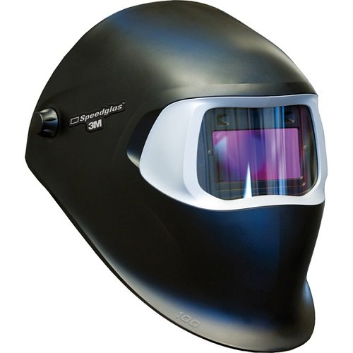 3M Speedglas Black Welding Helmet 100 with Auto Darkening Filter Review
