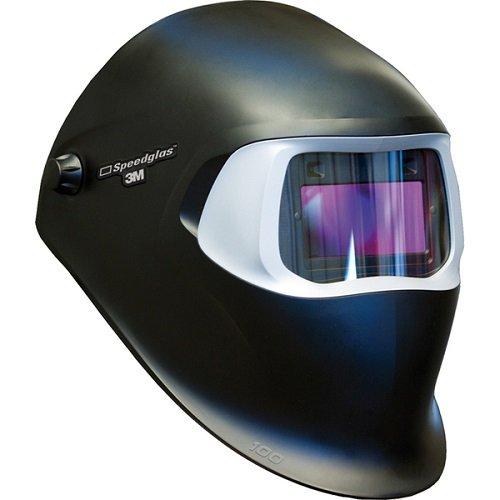 3M Speedglas Black Welding Helmet 100 with Auto Darkening Filter Review