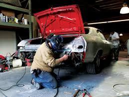 Auto Body Work - Best welding machine