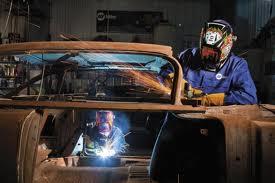 Choosing the Best Welder for Auto Body Work