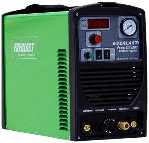 Everlast MultiPro 205 DC TIG Welder - Plasma Cutter Combo Review