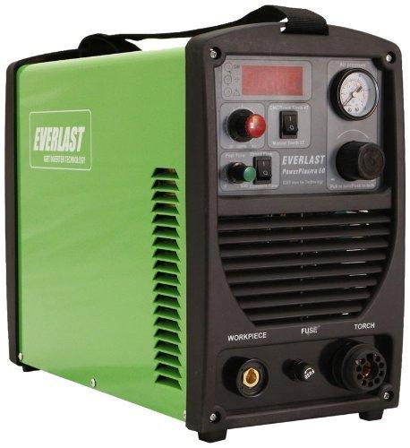 Everlast PowerPlasma 50 IGBT Plasma Cutter 50amp Arc Cutting System - our review