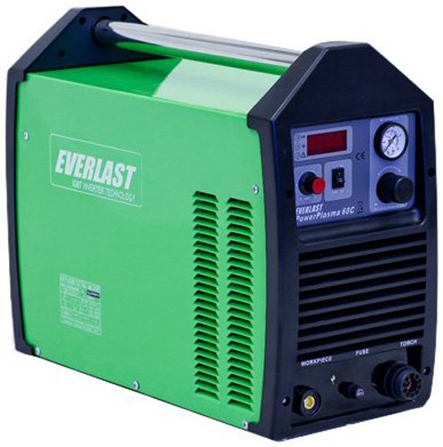 Everlast PowerPlasma 60 IGBT Plasma Cutter 60amp Cutting System review