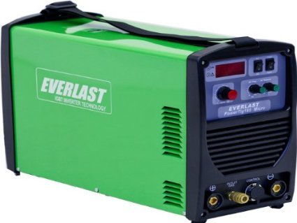 Everlast PowerTIG 185 Micro TIG Welder Review