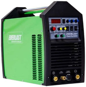 Everlast PowerTig 200DX TIG Stick Pulse Welder Review