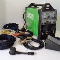 Everlast PowerTig 250EX TIG Stick Pulse Welder Review