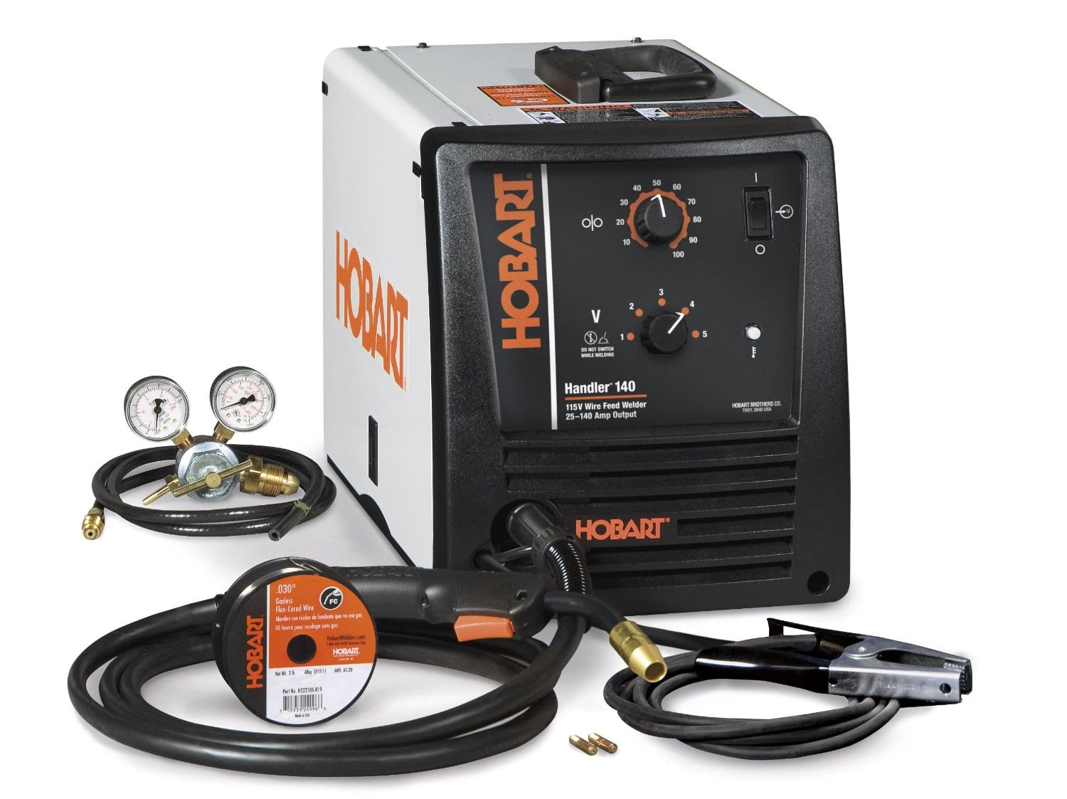 Hobart 500559 Handler Wire Welder - Review