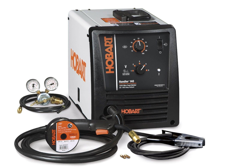 Hobart 500559 Handler Wire Welder - Review