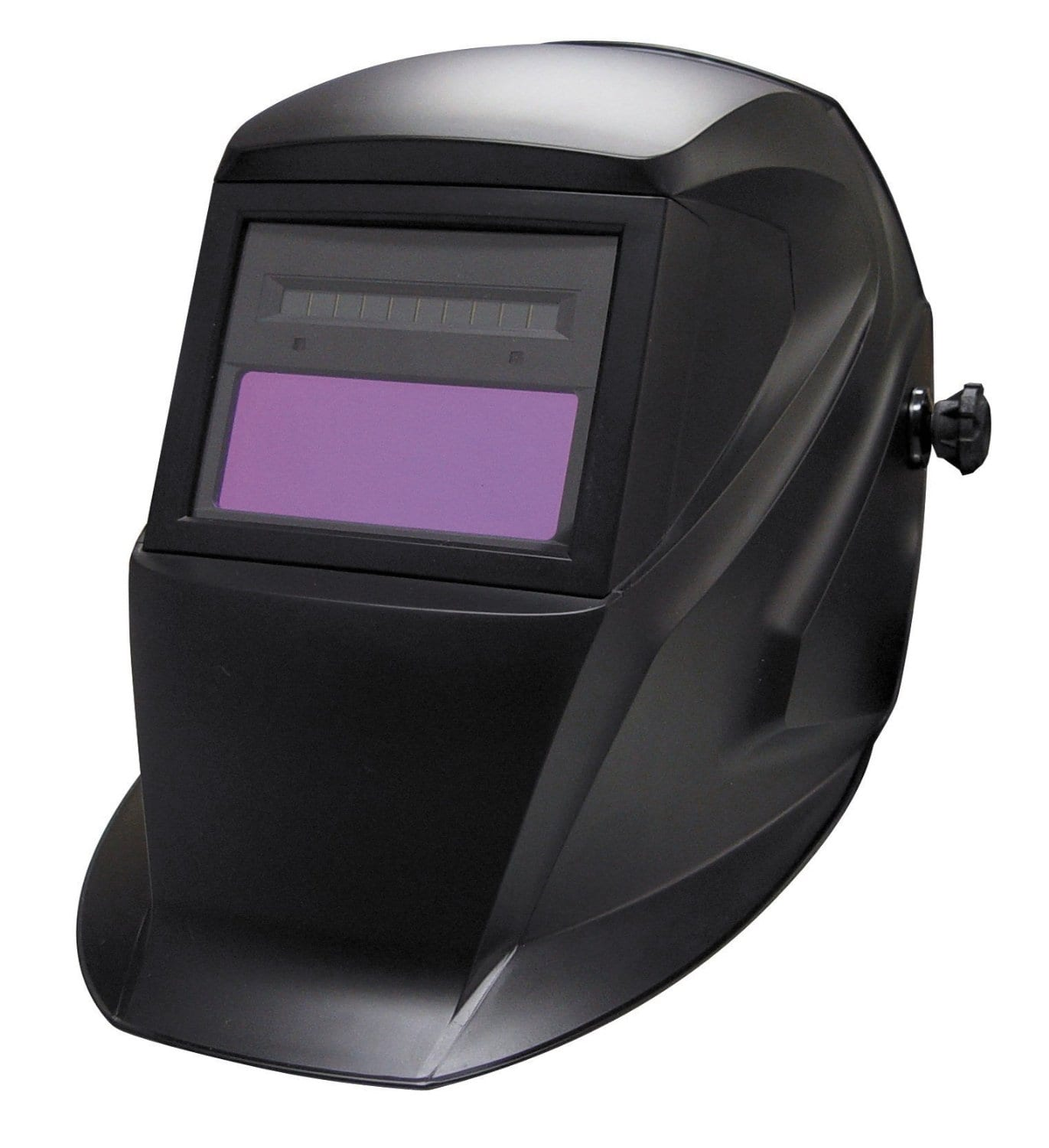 Hobart 770432 XFS Series Welding Helmet Fixed Shade Black Review
