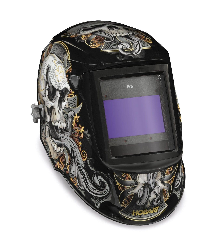 Hobart 770765 Pro Variable Auto-Dark Helmet Review