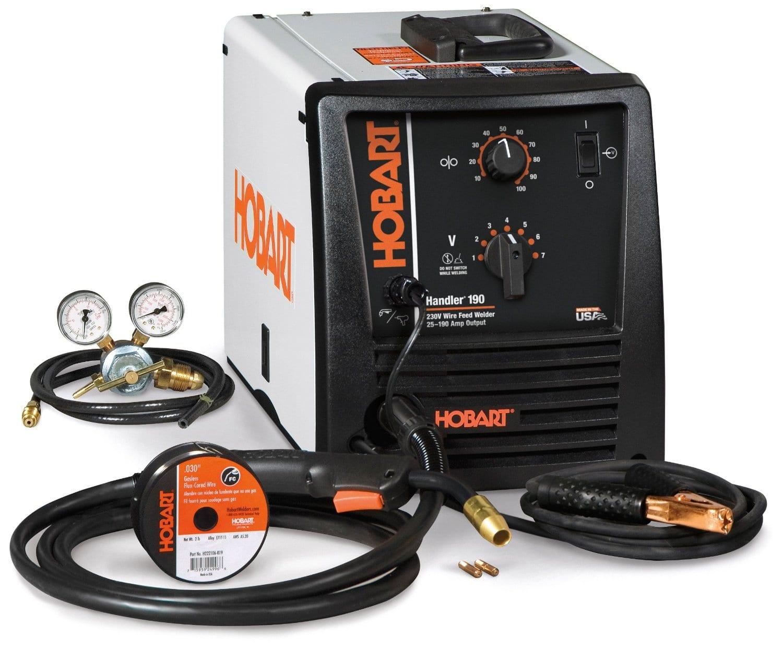 Hobart Handler 500554001 190 with Spool runner 100 review