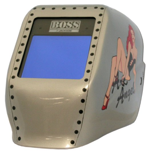 Jackson Safety Boss WH50 W50 Welding Helmet review