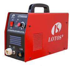 LT5000D Lotos 50A Air Inverter Plasma Cutter Dual Voltage Review