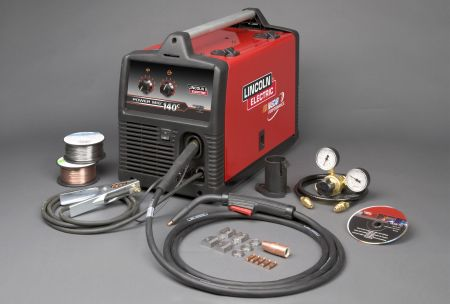 Lincoln 140 MIG Welder- Our Review