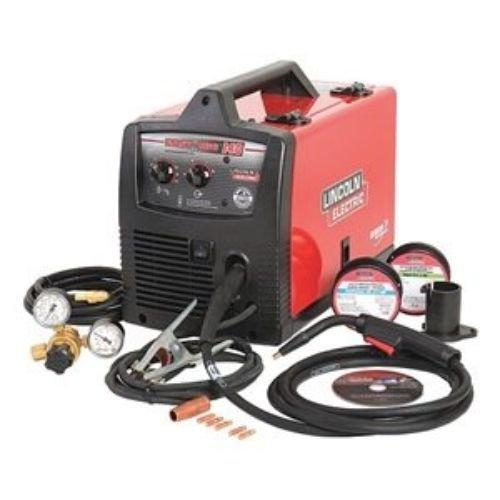Lincoln Electric Easy MIG 140 115v FLUX Cored MIG Welder 140 AMP Output, Model K2697-1 Review