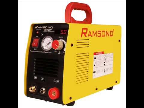 Ramsond 5ODY 5O Amp Digital Inverter Portable Plasma Cutter review