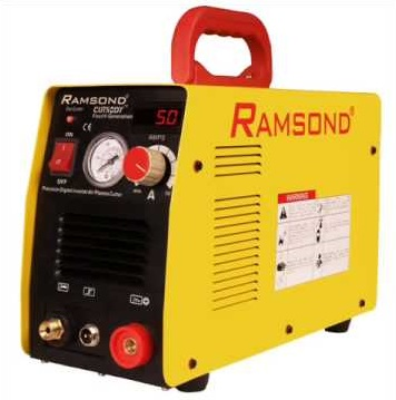 Ramsond CUT 50DY 50 Amp Digital Inverter Portable Air Plasma Cutter Review