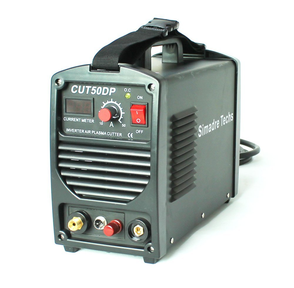 SIMADRE 50DP Pilot Arc Dual Voltage Plasma Cutter Review