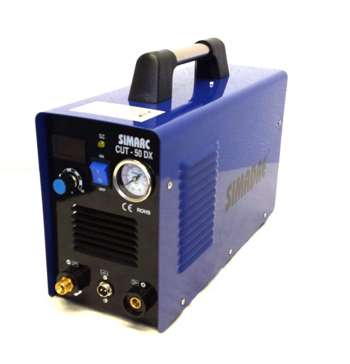 Simadre 50dx 110-220v 50AMP DC Inverter Plasma Cutter Review