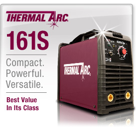 Thermal Arc 161s Review