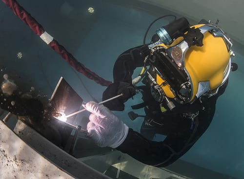 Ten Interesting Facts About Underwater Welding