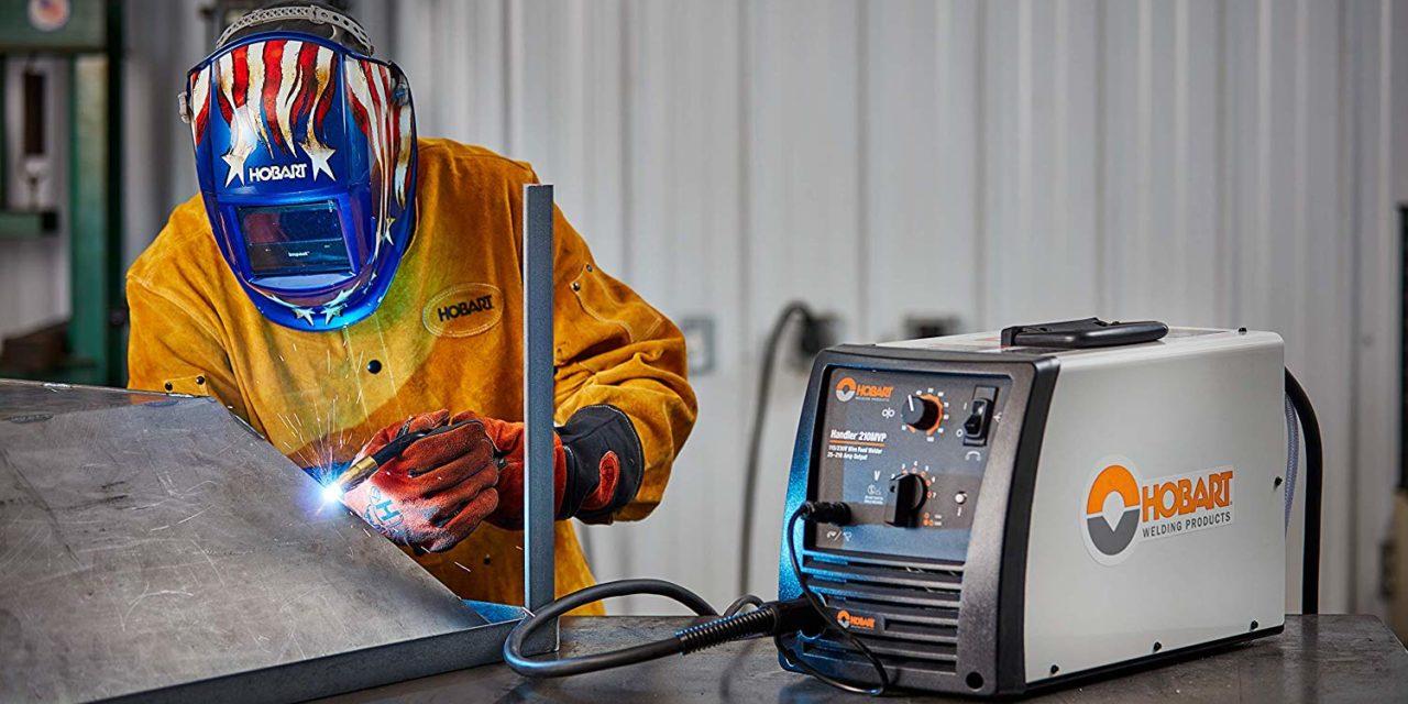 Best Dual Voltage MIG Welder