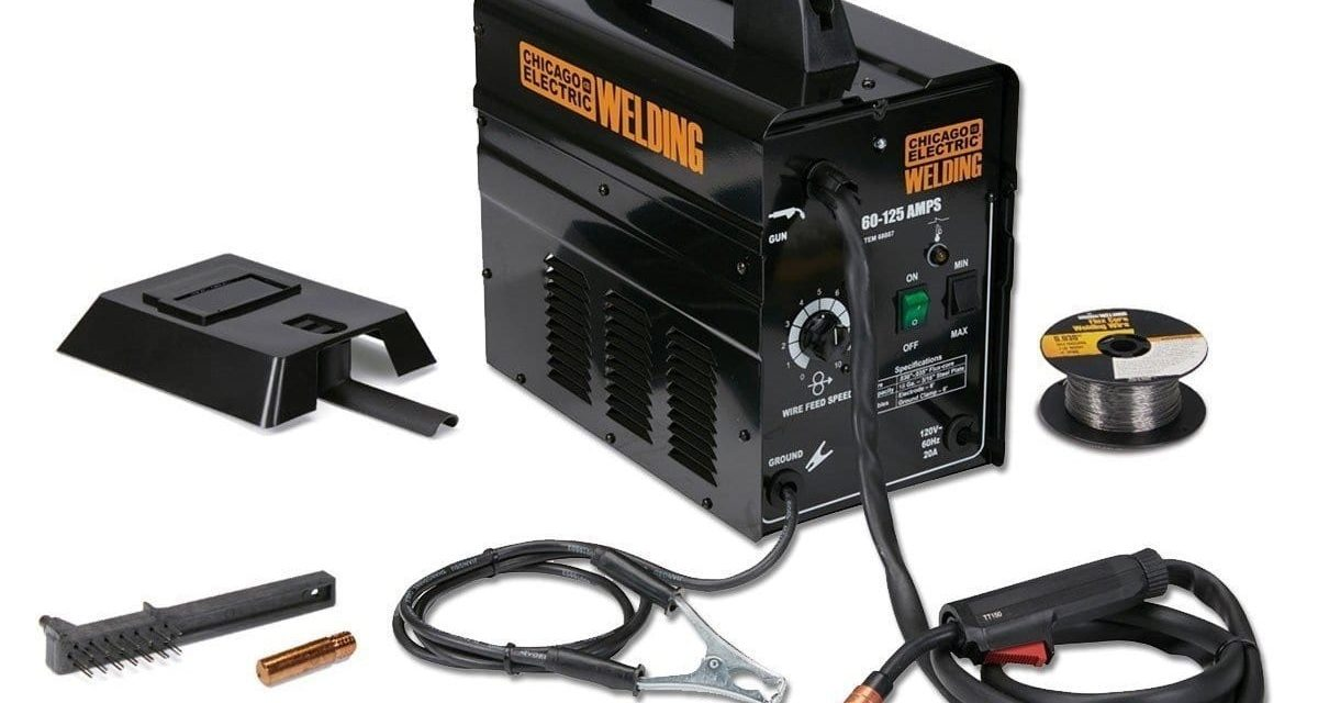 Flux 125 Welder Review