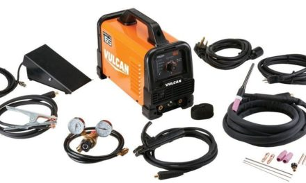 Harbor Freight Welder Review
