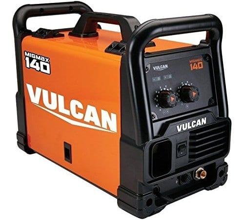 vulcan migmax 140 industrial welder