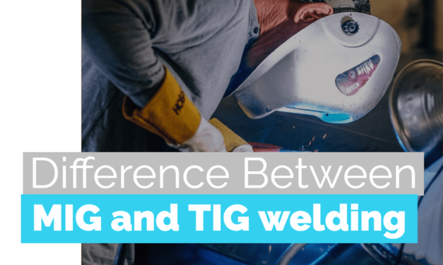 What's the Difference Between MIG and TIG Welding?