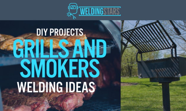 Best BBQ Grills and Smokers You Can Weld Yourself